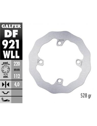 Prox Kit de biela RM125 '87-96 ('87 needs extra 21.3205)