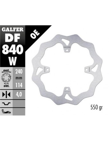 Prox Kit de biela RM250 '89-95 + RMX250 '89-98