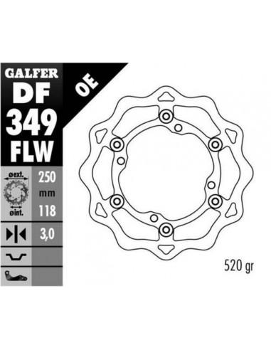 Prox Kit de biela KX250F 12-16