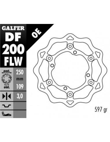 Prox Kit de biela KX450F 09-17
