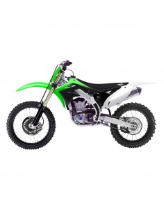 Escape Completo HGS Honda CR125