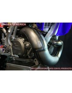 Moto Husqvarna Modelo FC450 2016 a Escala