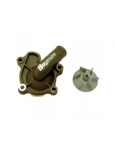 Corona Aluminio ProX CR125/250/F250R/F450R '87-12 -49T-