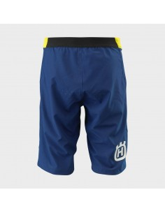 Pantalón FOX 180 Nirv 2017 Amarillo/Azul Junior