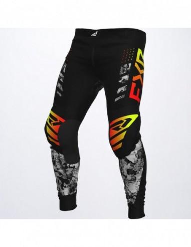 Botas Acerbis X-RACE - Rojo/Gris