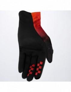 Calcetines Alpinestars MX Plus-2 - Gris/Naranja/Fluor